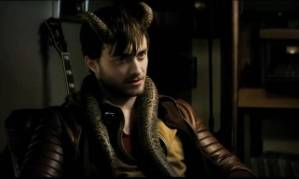Daniel Radcliffe Horns horror movie 2013