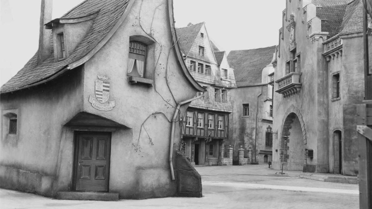 Frankenstein Ingolstadt