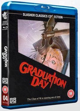Graduation Day 88 Films Blu-ray