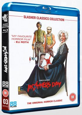 Mother's Day 88 Films Blu-ray