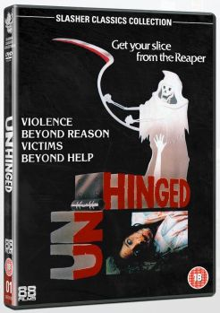 Unhinged 88 Films Blu-ray