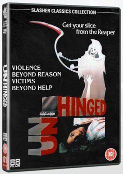 Unhinged 88 Films Blu-ray