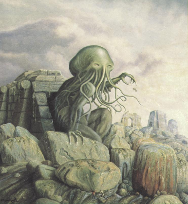 H.P. Lovecraft's Cth...