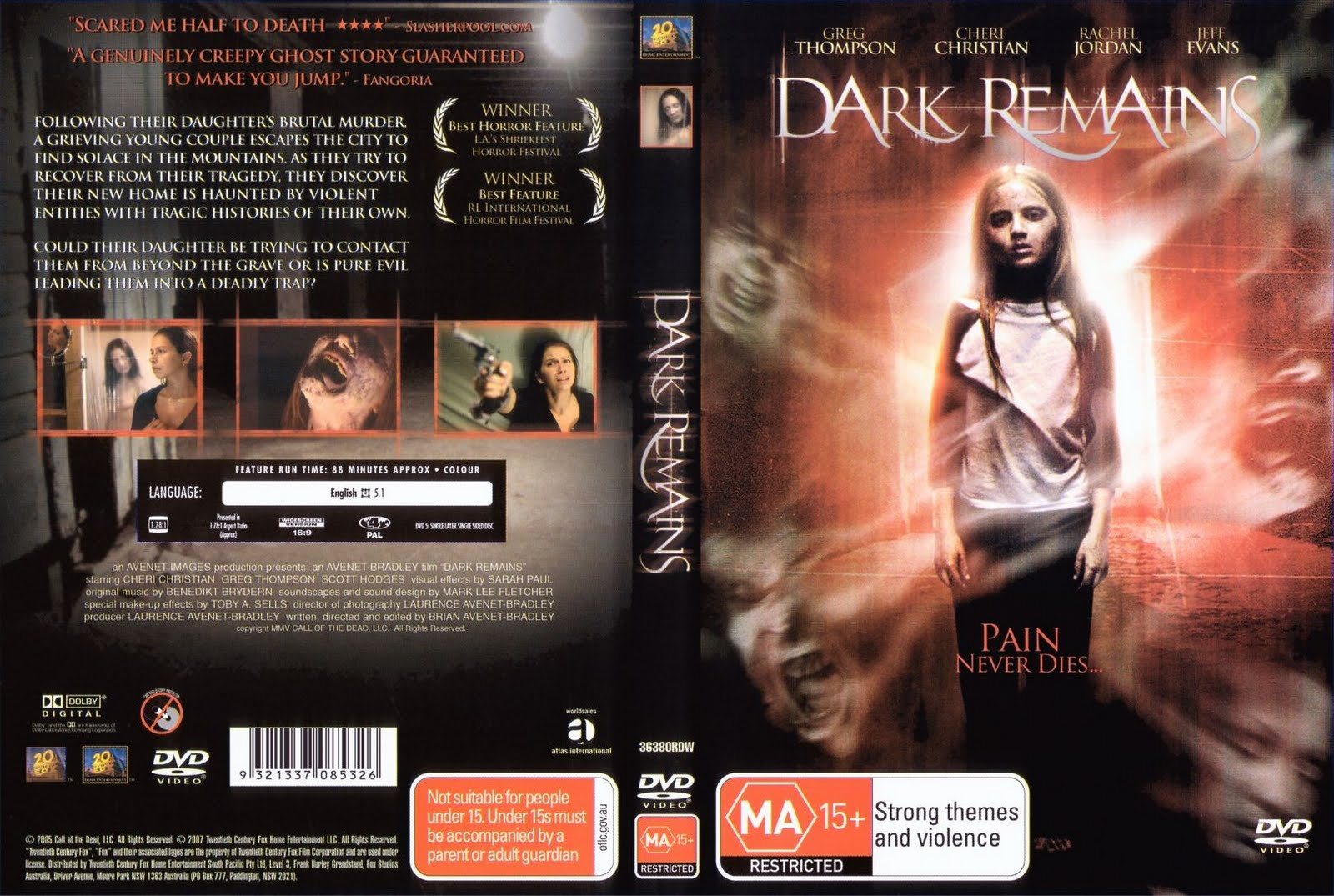 Dark Remains Dark Remains HORRORPEDIA