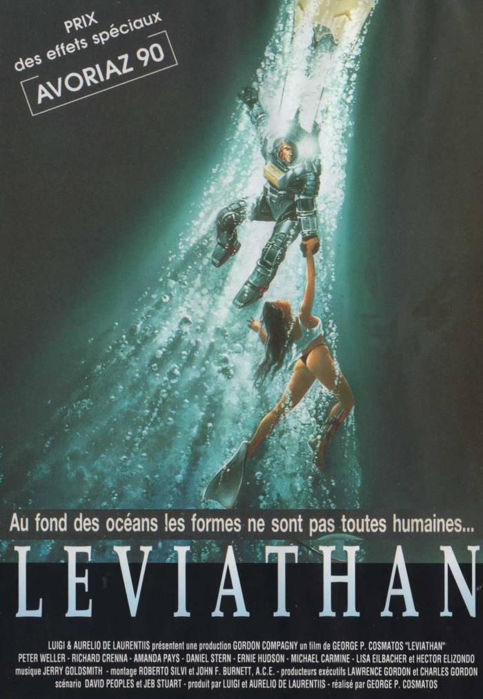 Leviathan (1989) – HORRORPEDIA