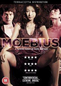 Moebius DVD