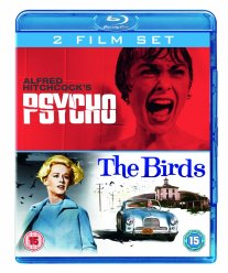 Psycho + The Birds Blu-ray