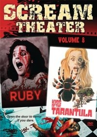 Ruby + Kiss of the Tarantula Scream Theater DVD