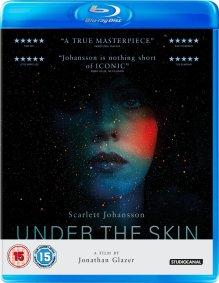 Under the Skin Blu-ray