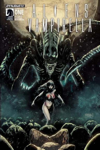 Aliens-Vampirella-Dark-Horse-Comics