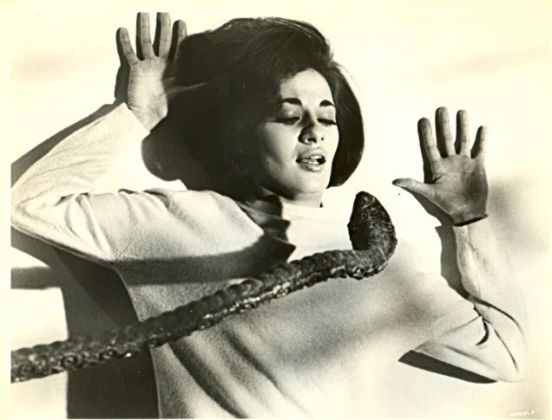 Carole Gray phallic silicate Island of Terror