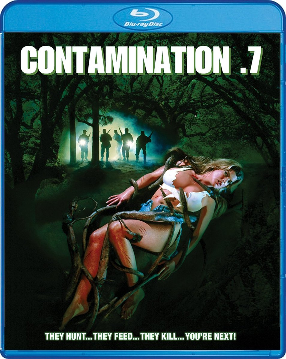 Contamination .7 aka The Crawlers - Italy, 1993