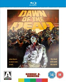 Dawn of the Dead Arrow Blu-ray