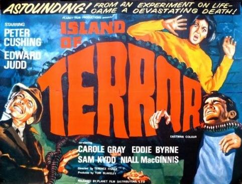 island of terror quad