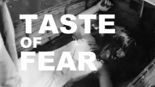 Title Taste of Fear (1961)