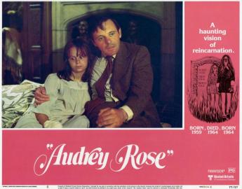Audrey Rose Anthony Hopkins