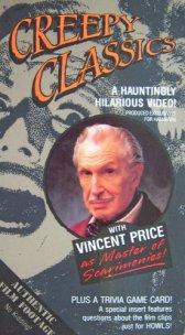 Creepy Classics VHS