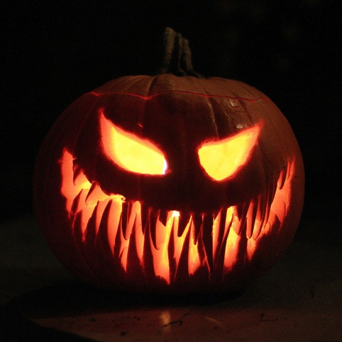 Jack o lantern halloween folklore and tradition for Scary jack o lantern face template