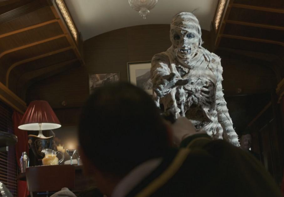 Universal monstres la momie 9-Inch ACTION FIGURE
