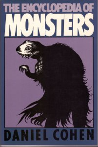 Encyclopedia of Monsters Daniel Cohen