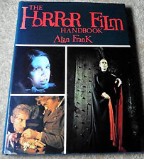 horror-film-handbook-alan-frank-batsford-book