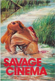 Savage Cinema by Rick Trader Whitcombe Lorrimer