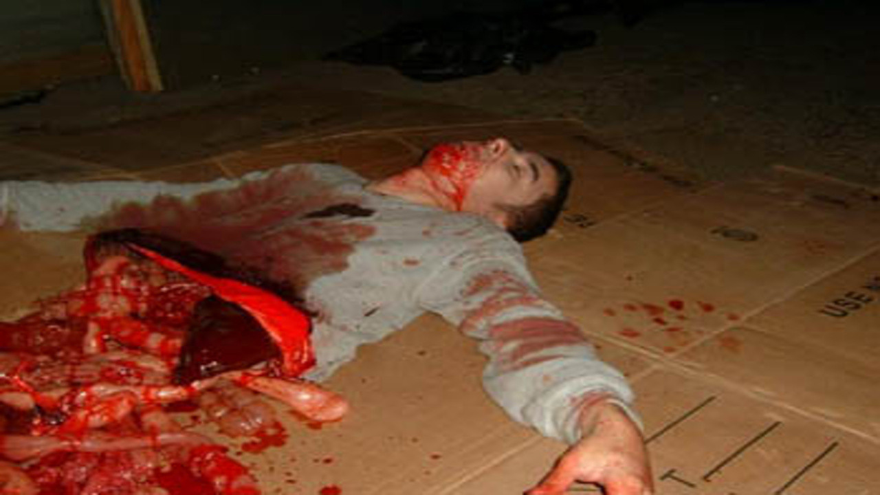 crime scene photos best gore