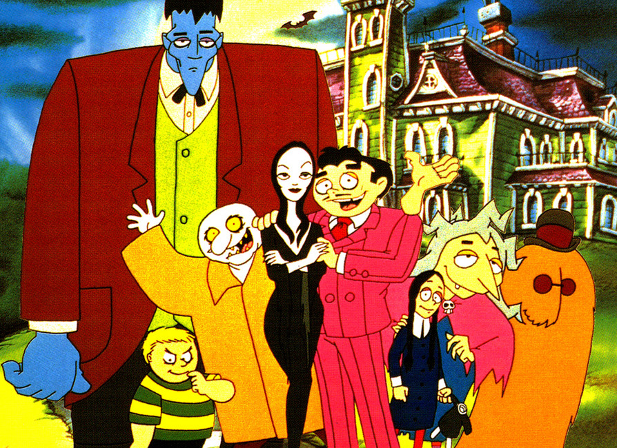 an overview of the two cartoons beetlejuice and the adams family on the cartoon network channel As strength an overview of the two cartoons beetlejuice and the adams family on the cartoon network channel levels.