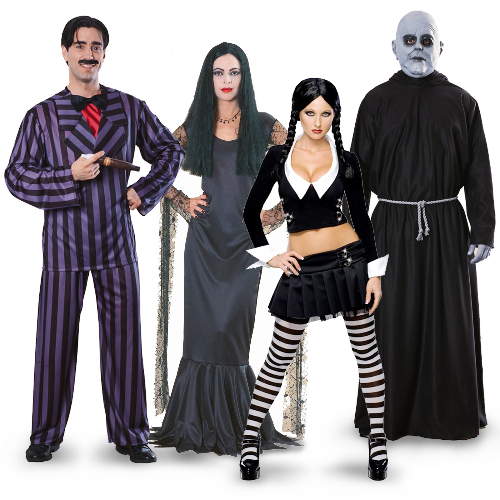 Adult addams family costume