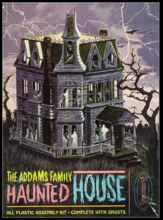 the addams family: the cartoons, tv series, movies, musical and