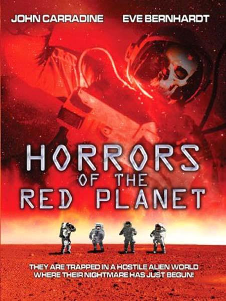 mars red planet movie monsters - photo #36