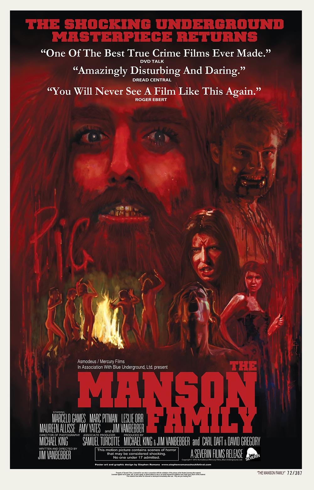 Charles Manson Film