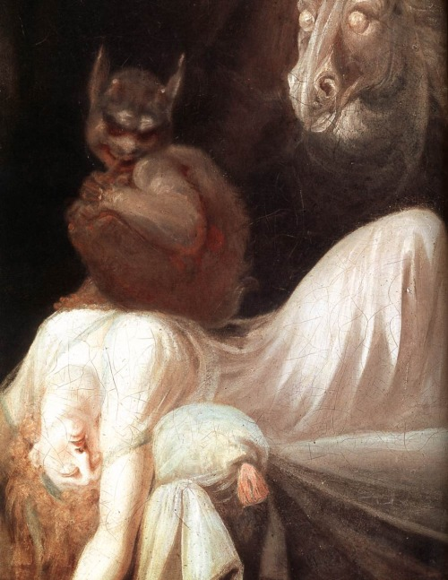 Image result for nightmare painting