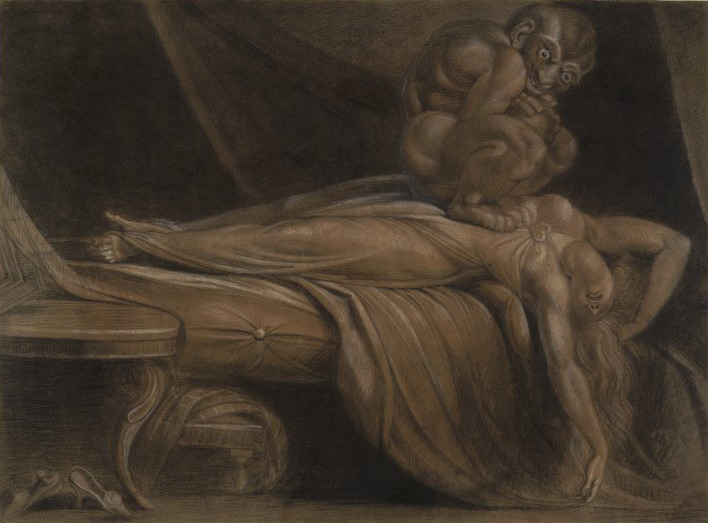 Henry Fuseli The Nightmare
