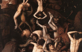 The-Fall-of-the-Damned-detailmondozillaThe-Fall-of-the-Damned-Dirk-Bouts-1450
