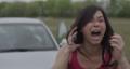 A Darker Fifty Shades The Fetish Set scream shot