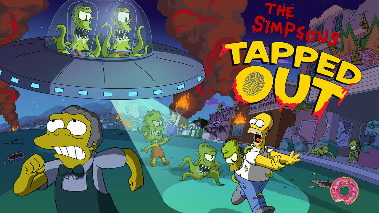 Kang and Kodos – animated aliens on The Simpsons – HORRORPEDIA