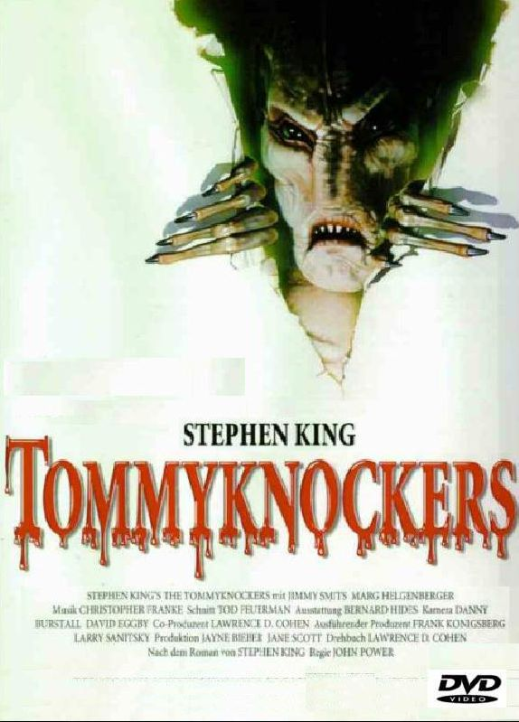 the tommyknockers is a 1993 us television miniseries based on the ... The Tommyknockers 1993