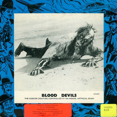 beast of blood blood devils super8