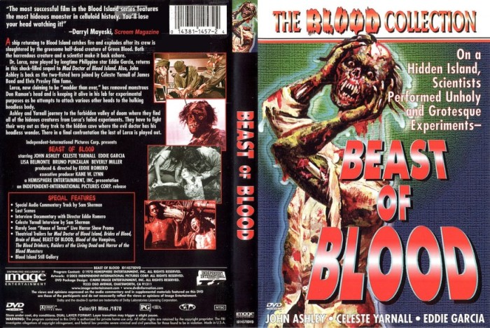 beast of blood dvd9