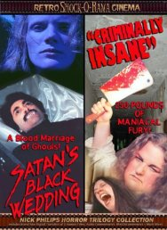 Satan's-Black-Wedding-Criminally-Insane-Retro-Shock-O-Rama-Cinema-DVD