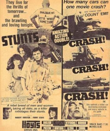 stunts-crash 1976 ad mat4