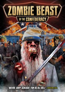Zombie-Beast-of-the-Confederacy-World Wide Multi Med DVD