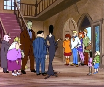 Addams-Family-meet-Scooby-Doo-gang