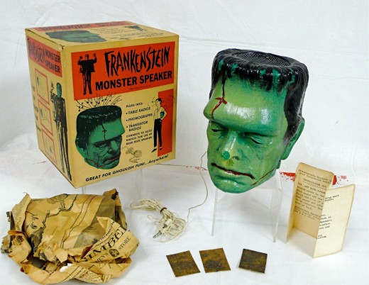Frankenstein-Monster-Speaker