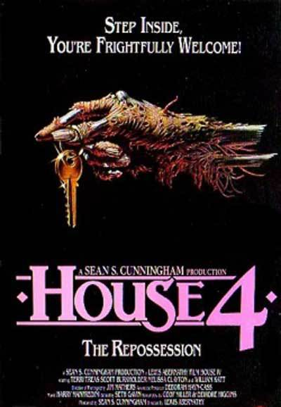 House iv usa 1992 horrorpedia for House 4