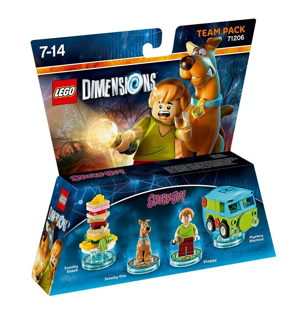 lego dimensions scooby doo video game usa 2015