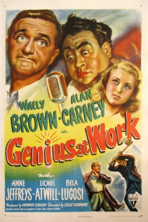 Genius At Work USA 1945 HORRORPEDIA