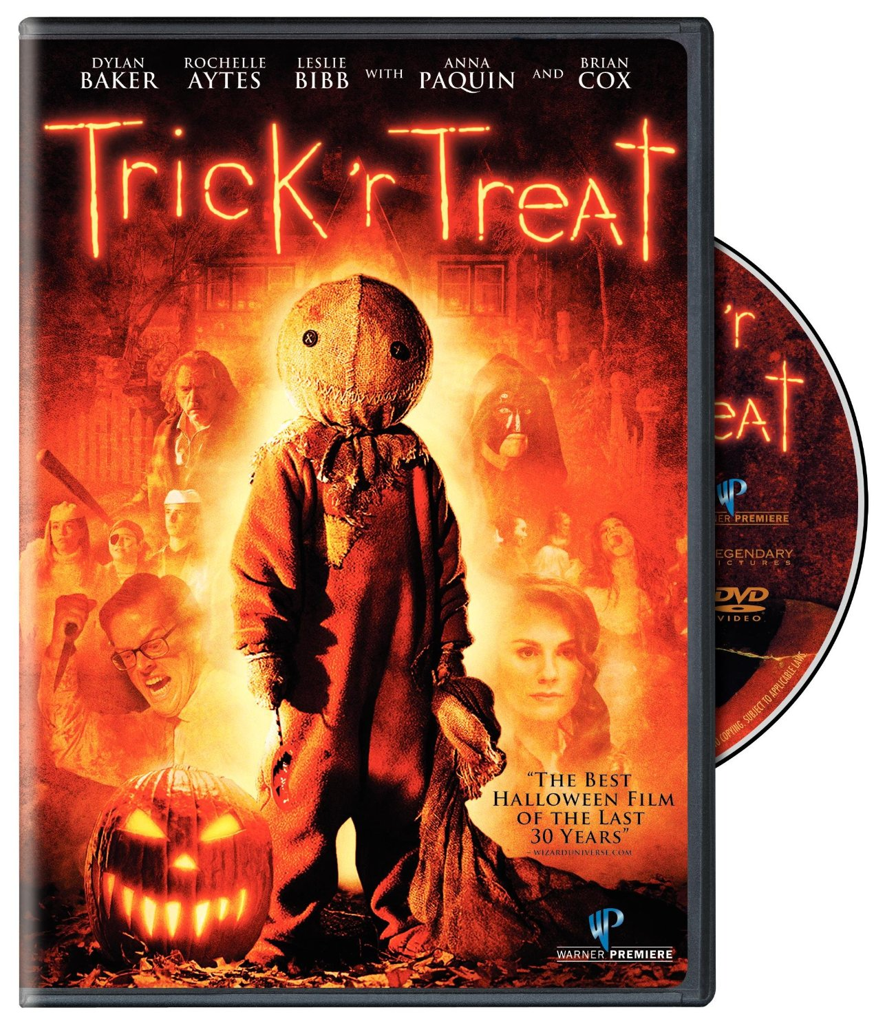 trick r treat warner dvd - Halloween Scary Movies