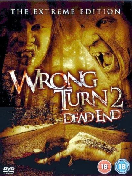 wrong turn 2 dead end � usa 2007 � horrorpedia